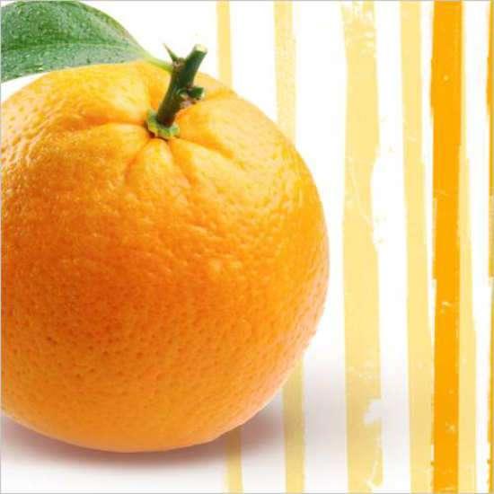 Küchenrückwand Orangen Art