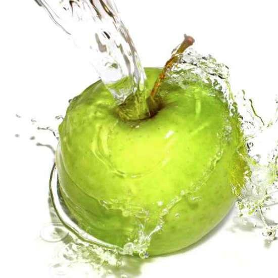Küchenrückwand Apfel