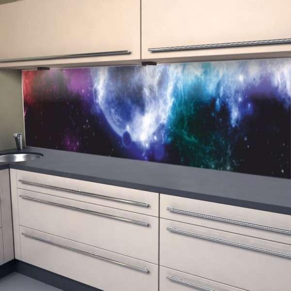 Küchenrückwand Supernova
