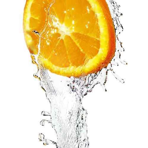 Küchenrückwand Orangen