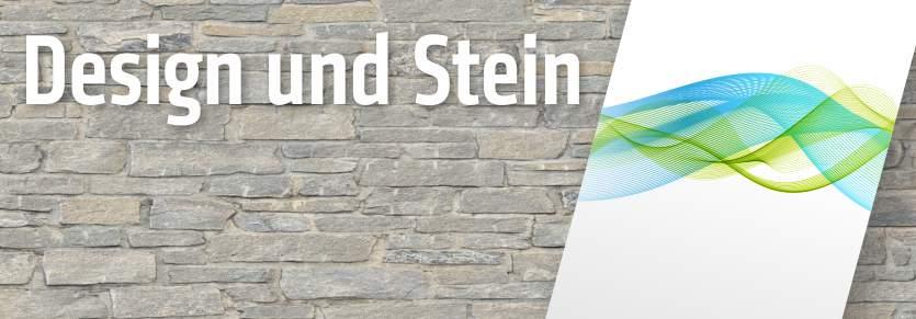 Design und Stein